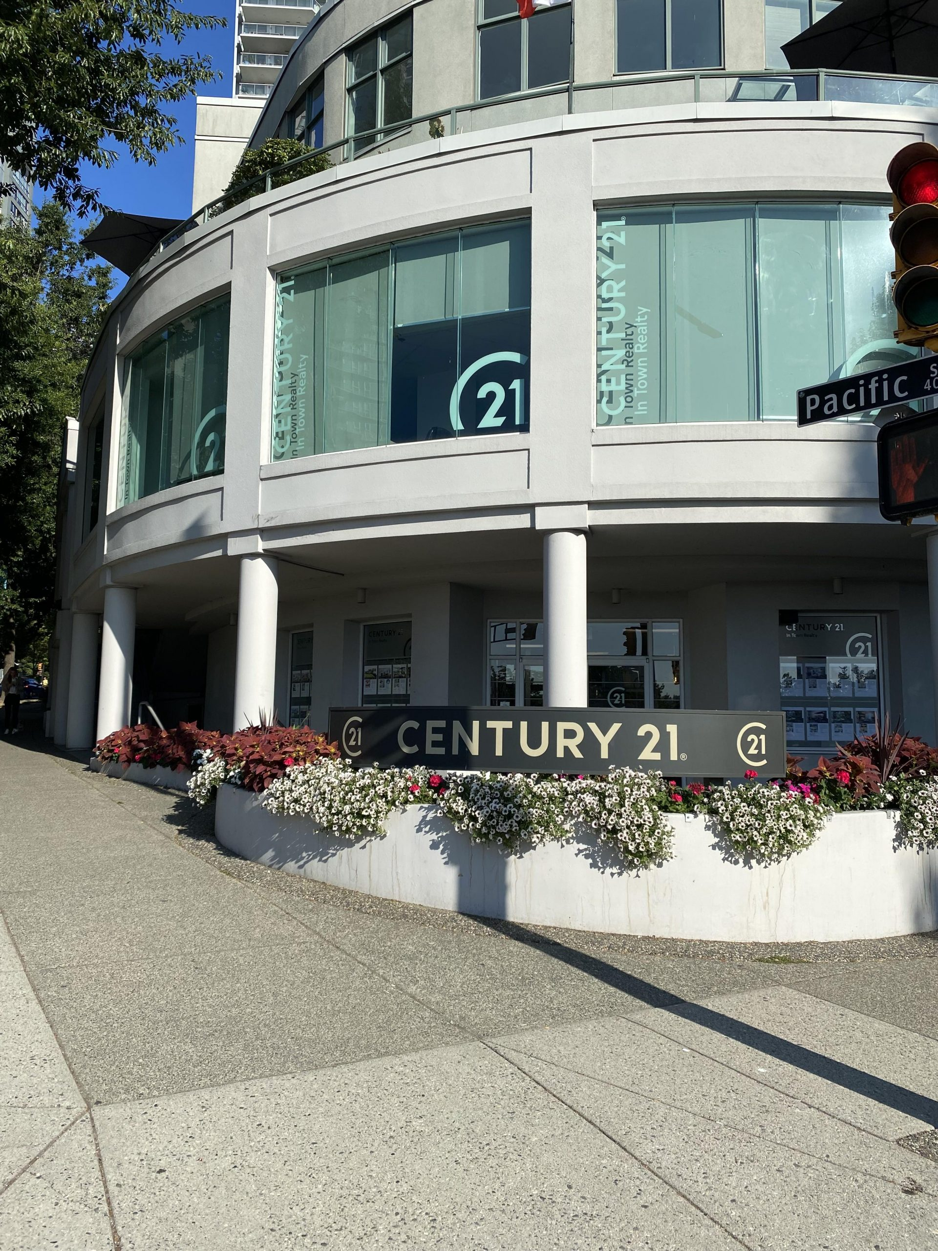 Why Century 21 In Town Realty?